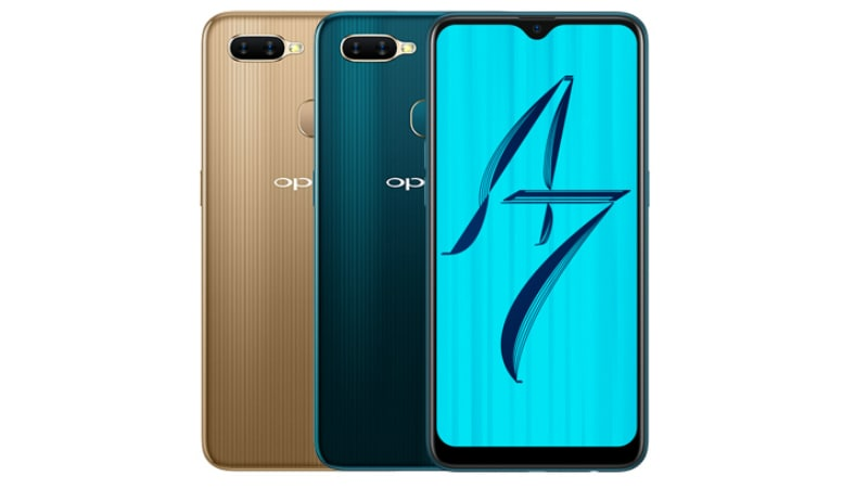 Oppo A7 With 4,230mAh Battery, 6 2-Inch Display Launched: Price