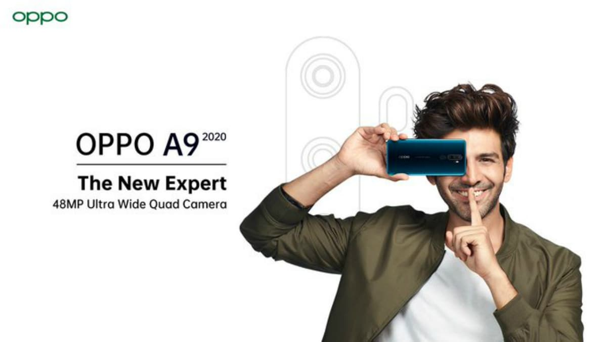 Oppo A9 2020 Launch Date in India Now September 16, Key Specifications Revealed