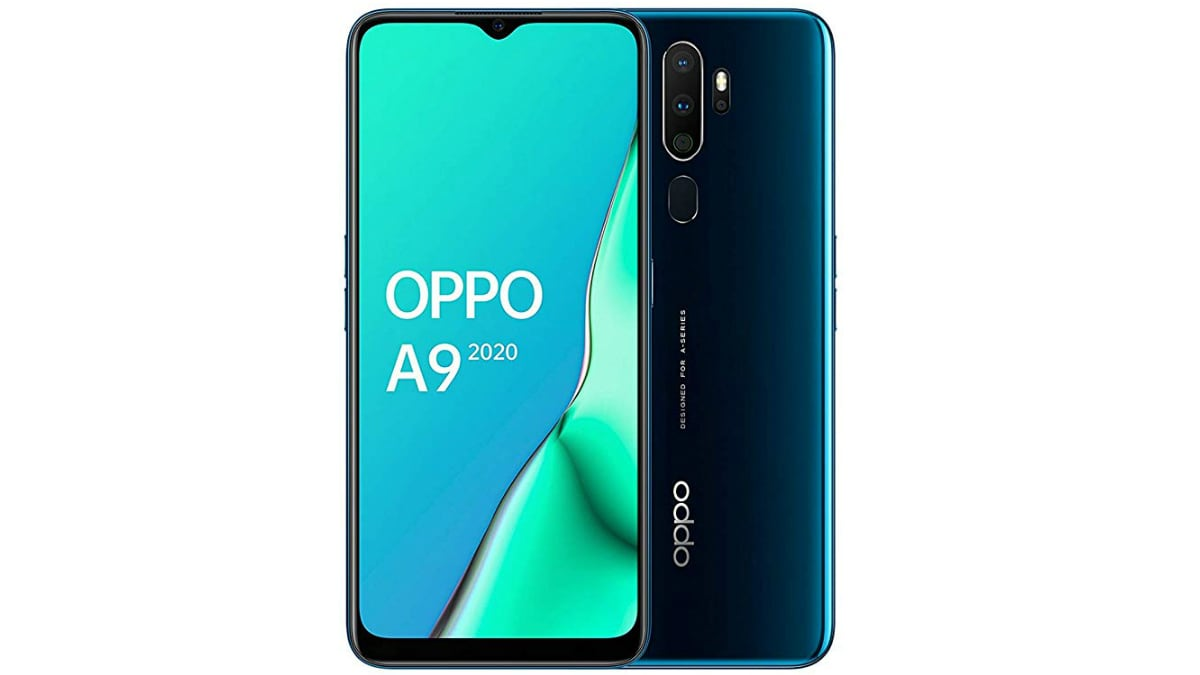 Oppo A9 2020 Price in India Cut, Now Starts at Rs. 15,990