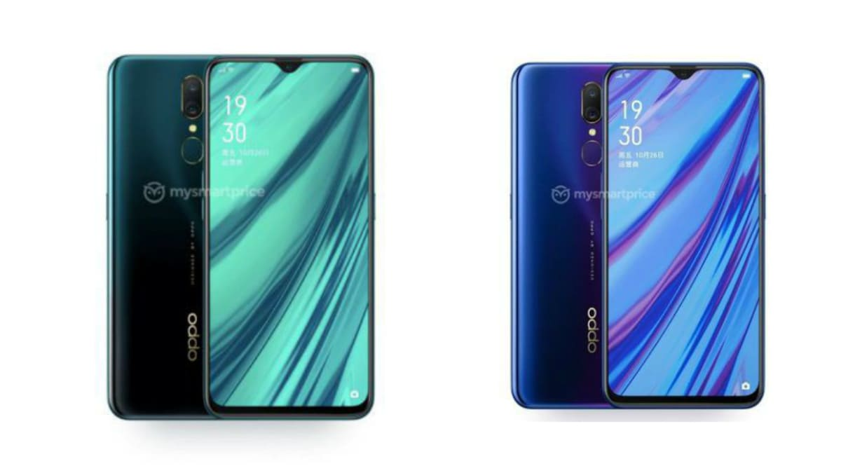 Oppo A9 With 48-Megapixel Sensor, 4,020mAh Battery Tipped to Launch on April 30