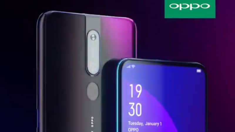 Oppo F11 Pro Leaked in Hands-On Video, Tips Design Details