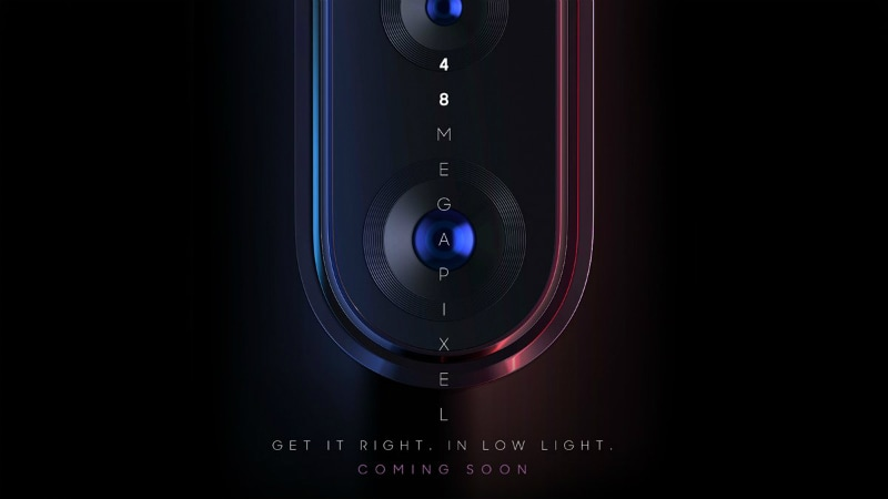 Oppo F11 Pro India Launch Teased, 48-Megapixel Sensor and Super Night Mode Confirmed