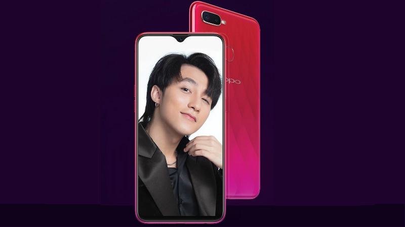 Oppo F9 Price, Specifications Revealed via Listing on Official Site