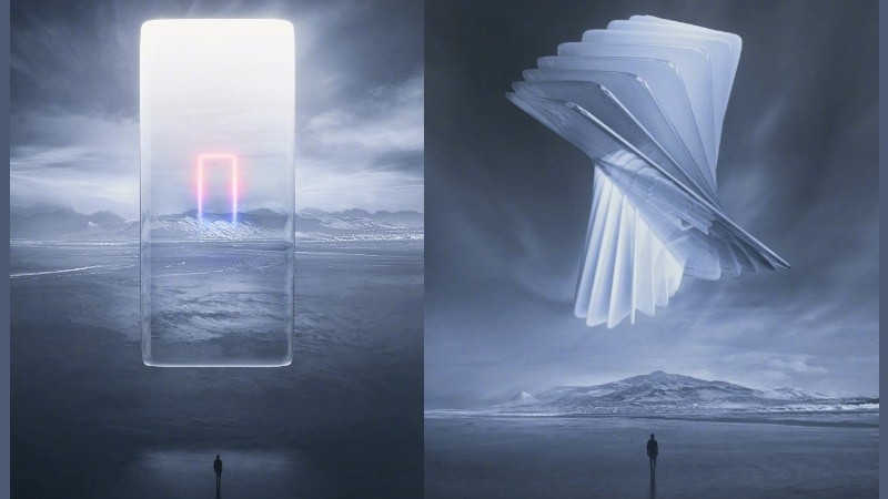 Oppo Find X Teased to Sport Dual Edge Display, VOOC Fast Charge