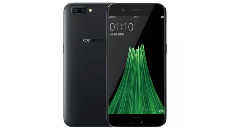 Oppo R11 Launched with 20MP front camera