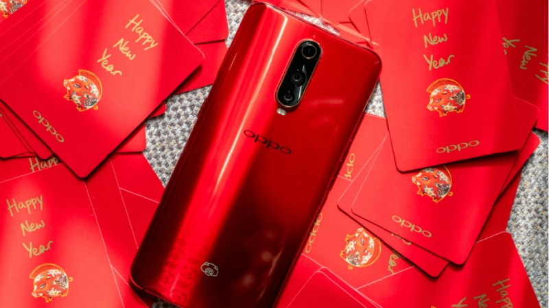 Oppo R17, Oppo R17 Pro New Year's Edition Launched: Price, Specifications