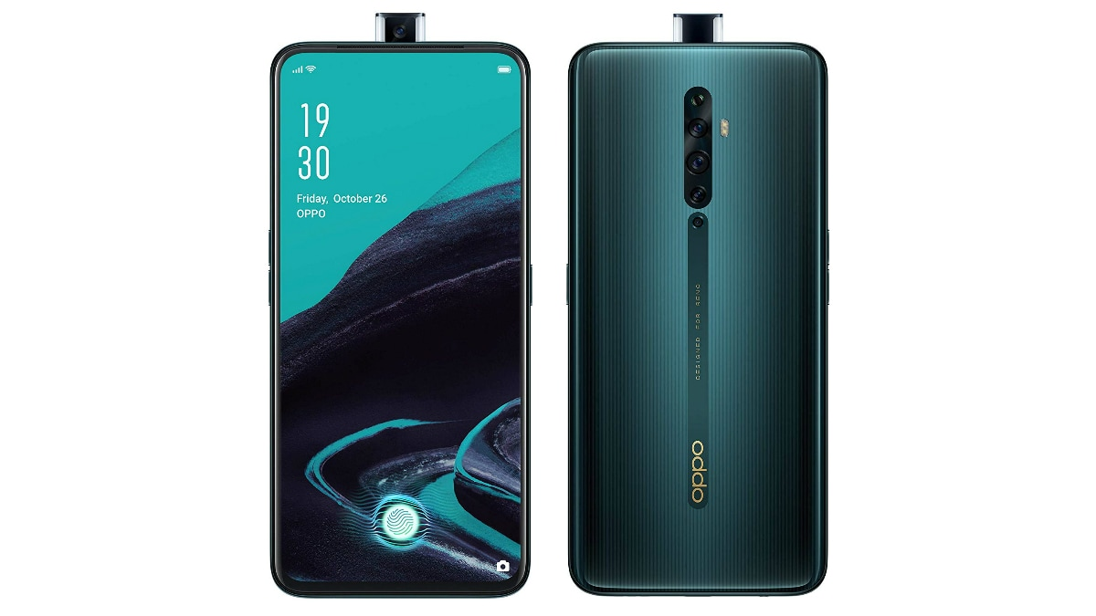 Oppo Reno 2F Goes on Sale in India: Price, Specifications, Launch Offers