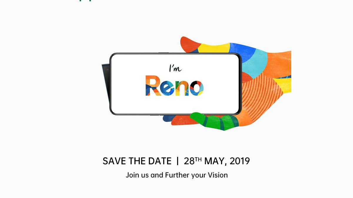 Oppo Reno Series Set to Launch in India on May 28: Check Price, Specifications of Reno, Reno 10X Zoom Edition Models
