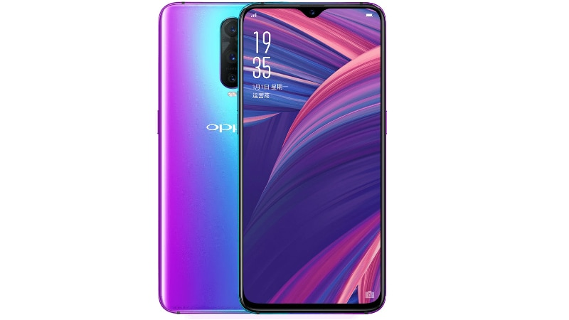Oppo RX17 Pro, RX17 Neo With In-Display Fingerprint Scanner, Waterdrop-Shaped Notch Launched: Price, Specifications
