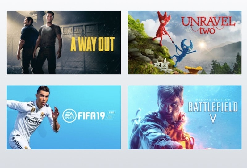 Origin Access Premier PC Games Subscription Service Announced