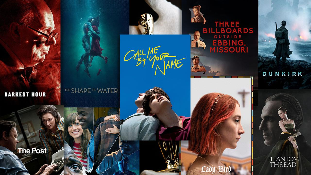 Academy Nominated  Movies To Watch At Home