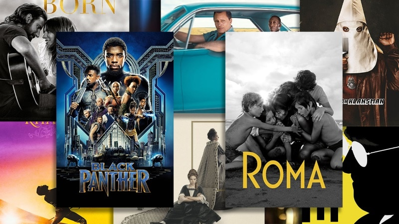 Oscars 2019 Best Picture Nominees Guide, How to Watch Them in India