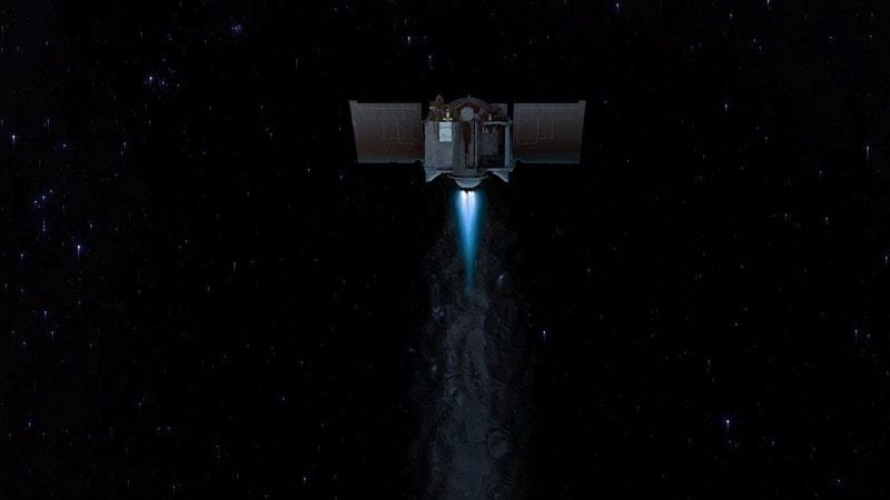 NASA's OSIRIS-REx Probe to Asteroid Bennu Slows Down as It Nears Target