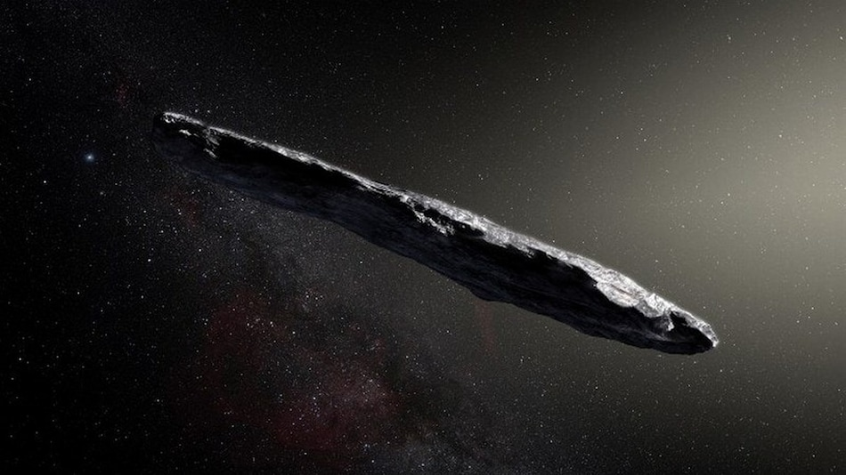 First Known Interstellar Object 'Oumuamua' Could Be Alien Listening Device, Harvard Professor Speculates