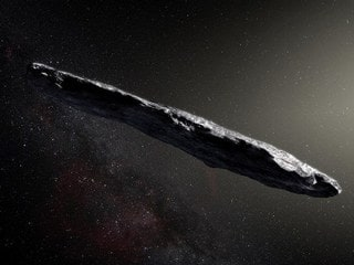 Mystery Space Object Probably Not Aliens