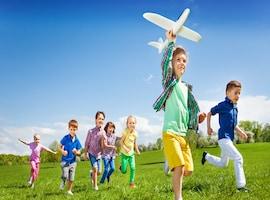 5 Secret Ways to Keep your Children Happy Outdoor