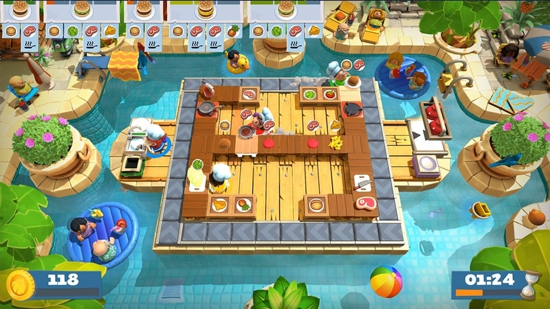 overcooked 2 nintendo switch gameplay Overcooked 2