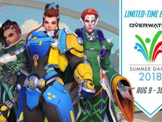 Overwatch Summer Games 2018 Live With New Skins, Update