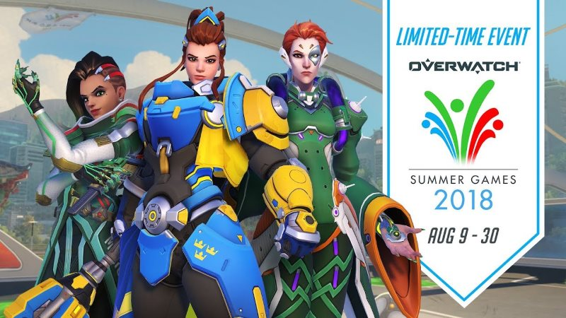 Summer Games | Overwatch Wiki | Fandom