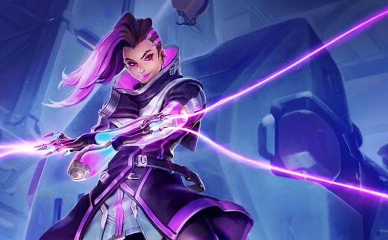 Blizzard Announces New Overwatch Character Sombra at BlizzCon 2016