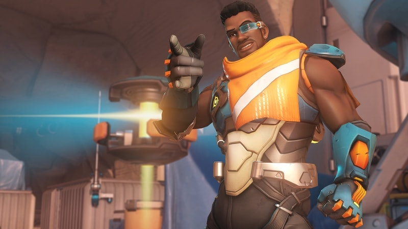 Overwatch's 30th Hero Is a Combat Medic Called Baptiste