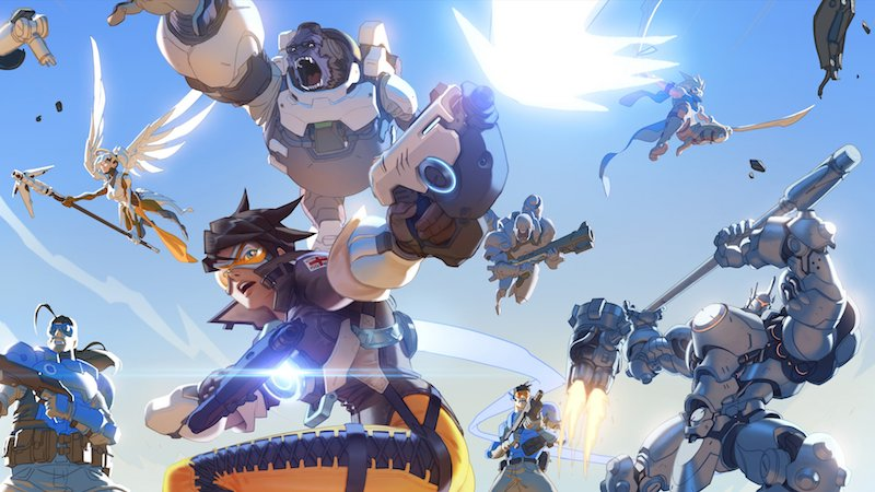 ps4 black friday sale deals on overwatch gta v and more