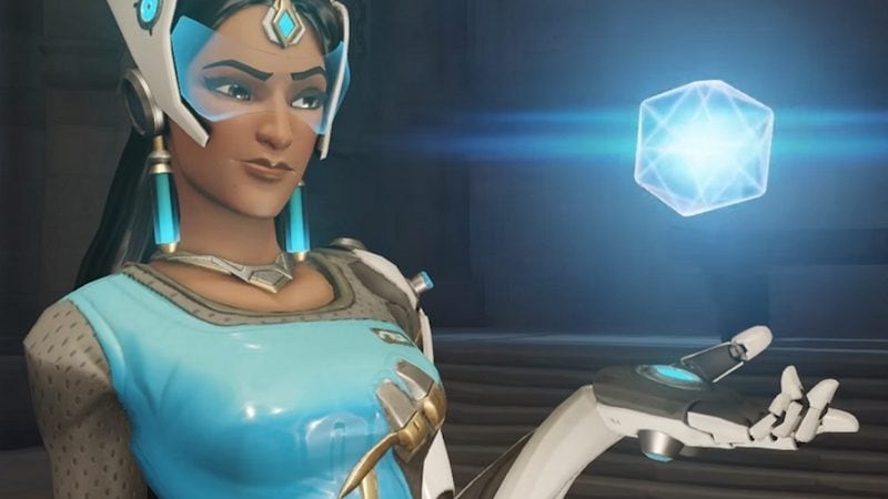 Symmetra Win Rate