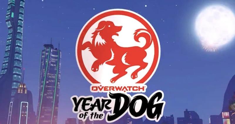 Overwatch Lunar New Year Event Returns February 8
