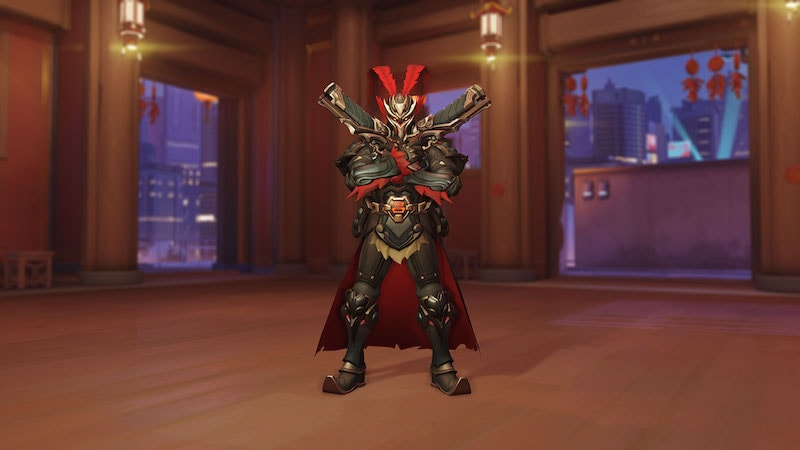Overwatch Lunar New Year Event 2019: All Skins, Emotes, and Intros Listed