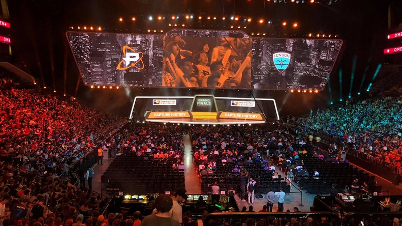 Fending Off Fortnite: Can Overwatch Stay Atop the E-Sports World?