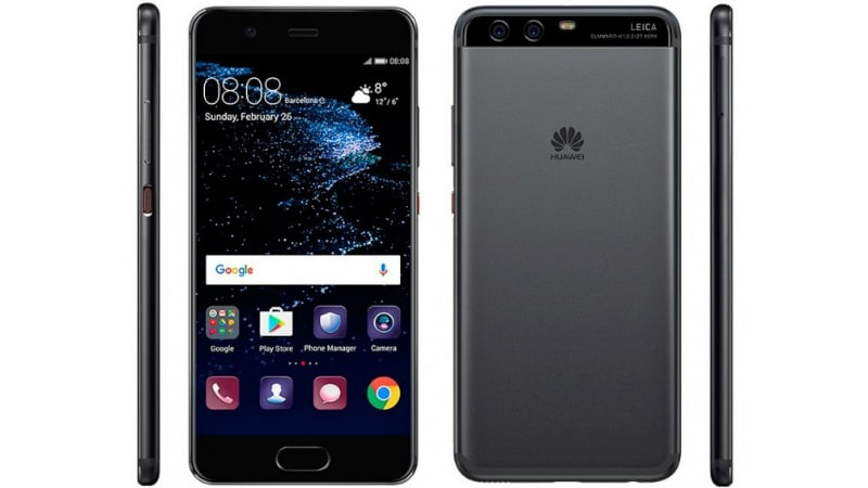 Huawei unveils world's first smartphone with 4.5G technology