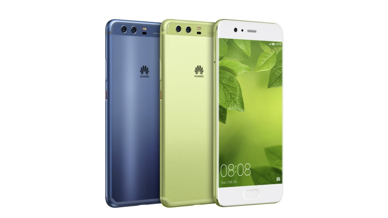 Huawei P10, P10 Plus With Leica Dual Rear Cameras Launched at MWC 2017