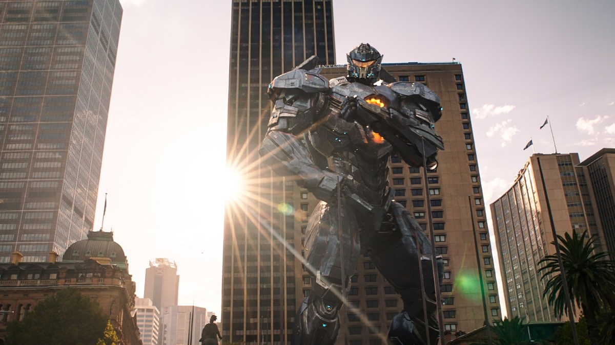 Netflix's Pacific Rim Anime Series to Release in 2020, Has Two-Season Commitment
