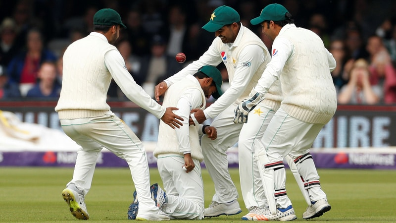 ICC cautions Pakistan cricketers on wearing smartwatches on field