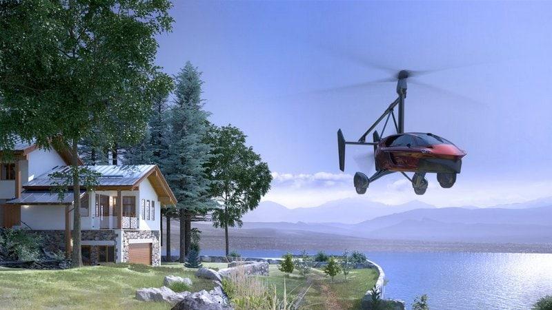Flying Cars Eye Takeoff at Geneva Motor Show