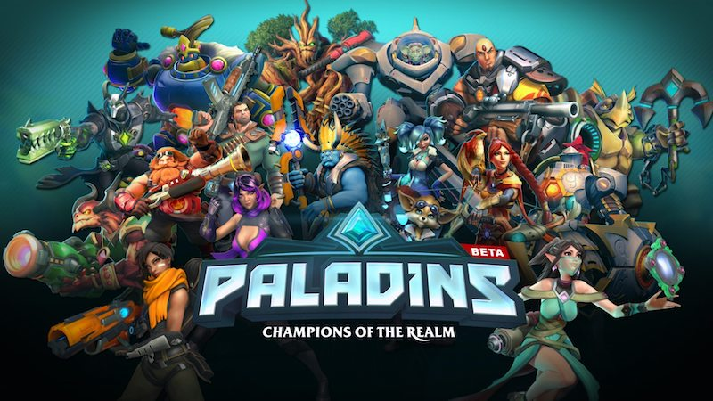 Sony Not Interested in Paladins PS4 Cross-Platform Play: Hi-Rez Studios