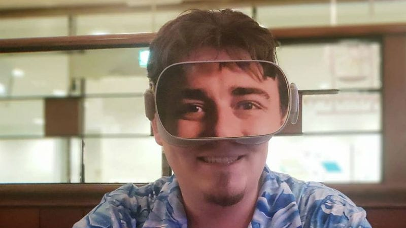 Facebook probably fired Oculus co-founder Palmer Luckey because he supported Trump