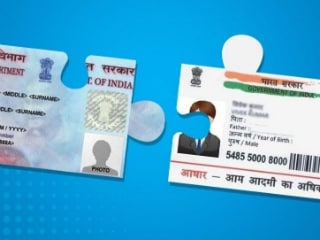 PAN Card, Aadhaar Card Linking Deadline Is March 31: How to Check Status, Link Aadhaar-PAN Online