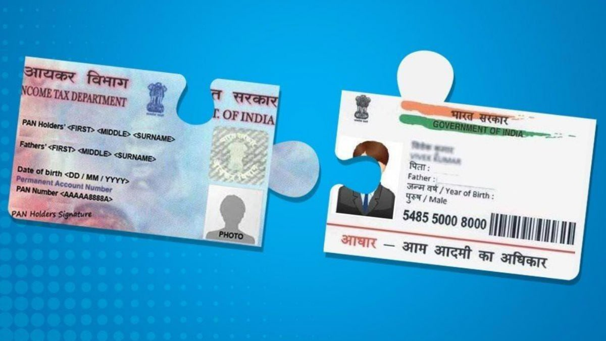 PAN Card, Aadhaar Card Linking Deadline Is June 30: How to Check Status, Link Aadhaar-PAN Online