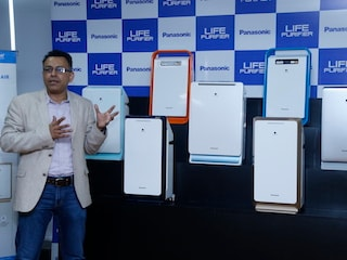 Panasonic Launches 7 New Air Purifiers in India, Starting Rs. 11,995