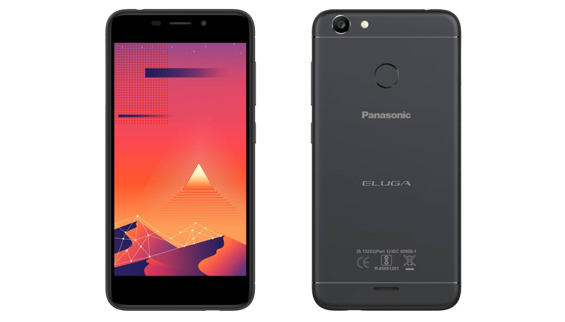 Panasonic Eluga I5 Launched in India as Flipkart-Exclusive: Price, Specifications, Features