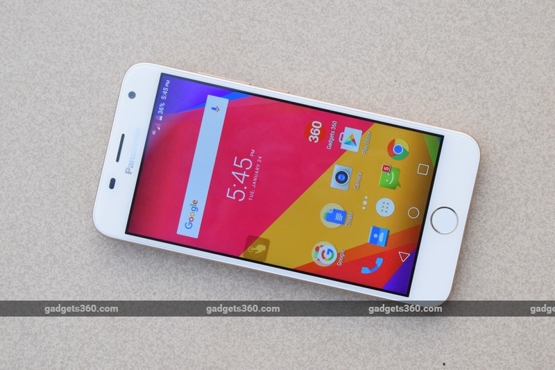 Panasonic Eluga Prim Review
