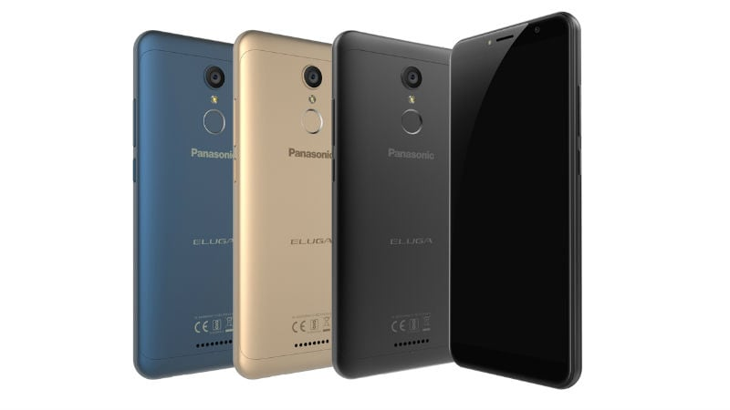 Panasonic Eluga Ray 550 With 5.7-Inch 'Big View Display' Launched in India: Price, Specifications