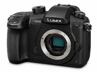 Panasonic Lumix GH5 With 4K Video Recording Support Launched in India
