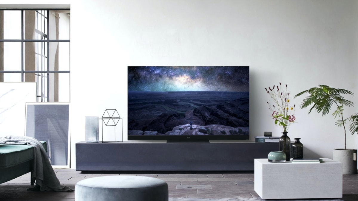 Panasonic at CES 2020: HZ2000 OLED TV, New True Wireless Earphones Launched