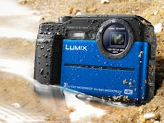 Panasonic Lumix FT7 Rugged Camera With Dedicated EVF, 4K Video Recording Launched: Price, Specifications