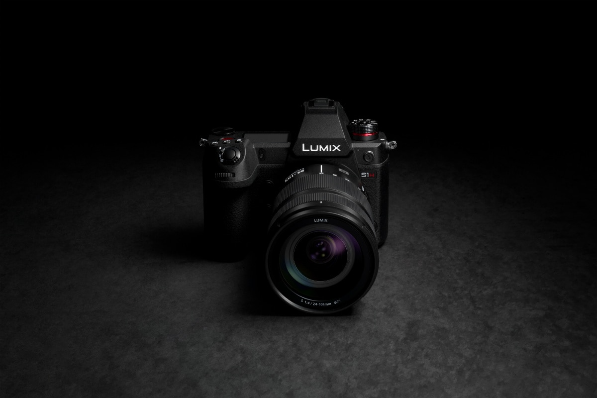 Panasonic Lumix S1H Launched in India, World's First With 6K Video Recording Support