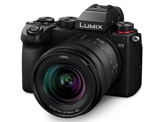 Panasonic Lumix S5 Full-Frame Mirrorless Camera Launched