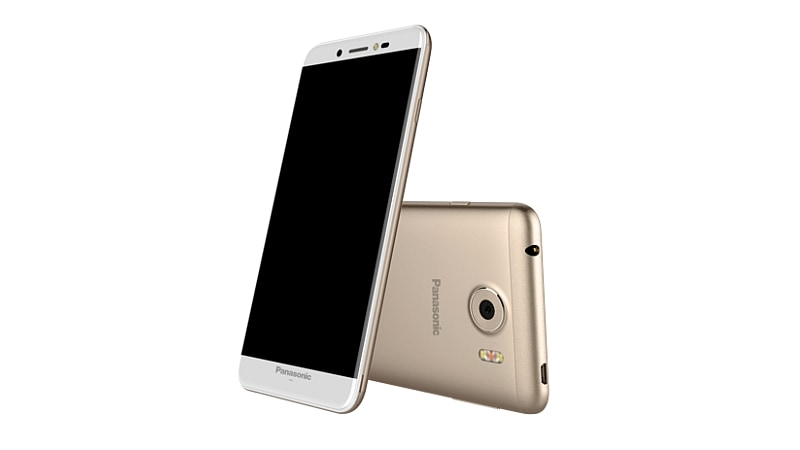 Panasonic P88 With Triple-LED Flash, 4G VoLTE Support Launched at Rs. 9,290