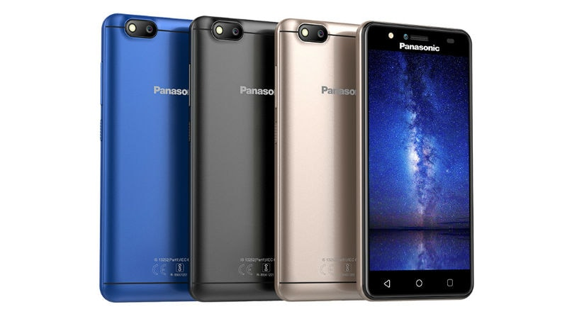 Panasonic P90 With 5-Inch Display, 1GB RAM Launched in India: Price, Specifications